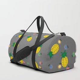 Pineapple and Lights Duffle Bag