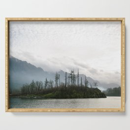 Columbia River Gorge, Oregon Serving Tray