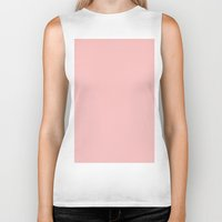 spanish Biker Tanks featuring Spanish pink by List of colors