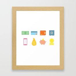 Successful Entrepreneur Framed Art Print