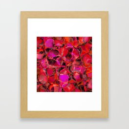 Be Beautiful Inside Framed Art Print