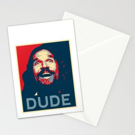 Dude Poster Stationery Cards