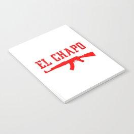 EL CHAPO Notebook