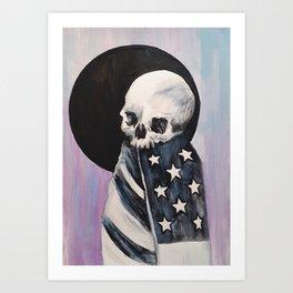 American Regalia Art Print