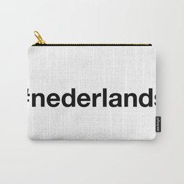 NEDERLANDS Carry-All Pouch
