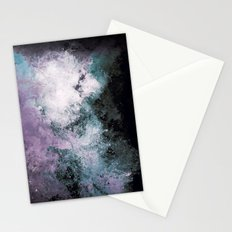 Soaked Chroma Stationery Cards