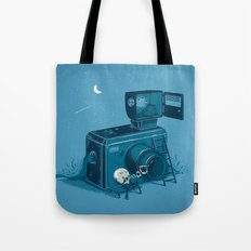 Quitting Time Tote Bag