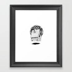 home no.2 Framed Art Print
