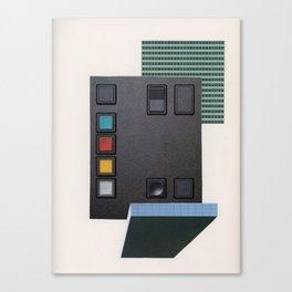 Panel No. 2 Canvas Print