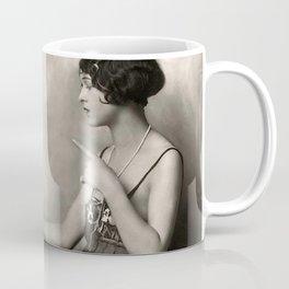 Naughty Dolly Coffee Mug