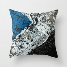 asphalt 4 Throw Pillow