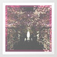 桜【sakura】 Art Print