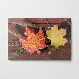 """""""Delicious Autumn II"""" jjhelene design Metal Print"""