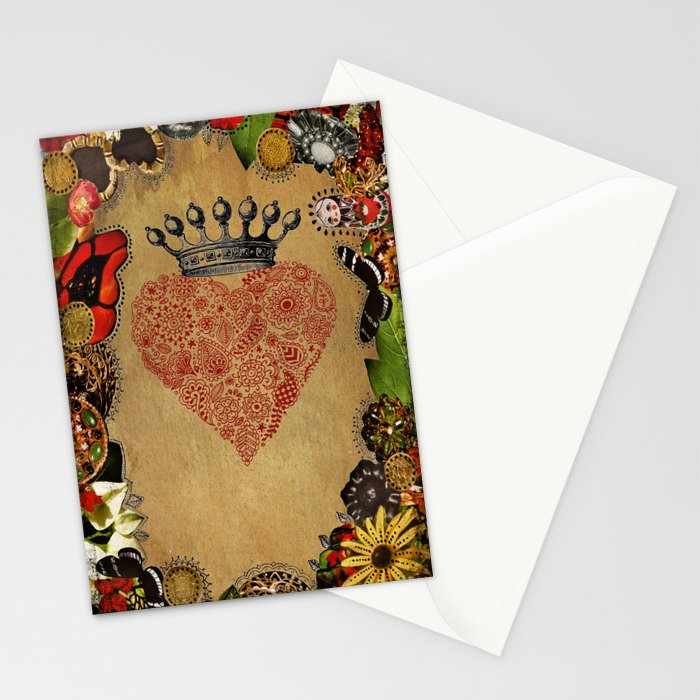 The Claddagh Stationery Cards