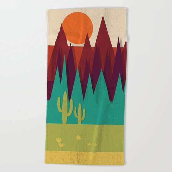 Arizona Beach Towel