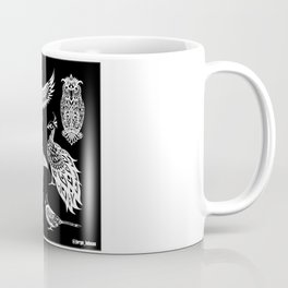 BIRDS!!!!! ecopop Coffee Mug