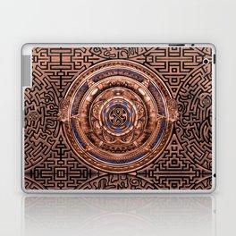 Aztec Tardis doctor who Sign logo Pendant Medallion iPhone 4 4s 5 5c 6, pillow case, mugs and tshirt Laptop & iPad Skin