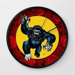 The Rare and Elusive Kirbeast is coming to Dinner Wall Clock