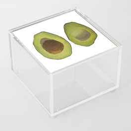 Avocado Acrylic Box