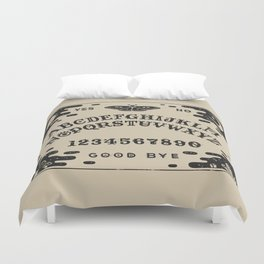 Spirit Board Duvet Cover