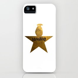 My Neighbor Hamilton iPhone Case