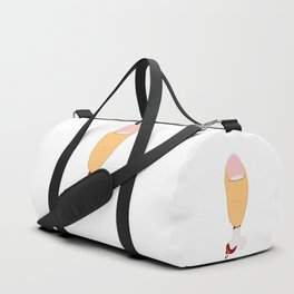 Toe Murder Duffle Bag