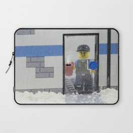 Police Officer Laptop Sleeve