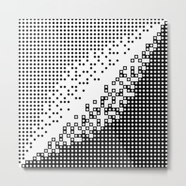 this design killed me v3 Metal Print