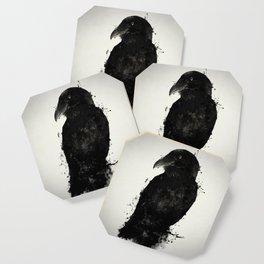 The Raven Coaster