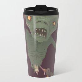 Sickly Zombie Travel Mug