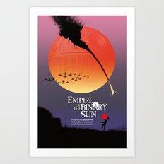 Empire of the Binary Sun Art Print