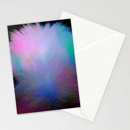 Nuka multicolor Samoyed Stationery Cards
