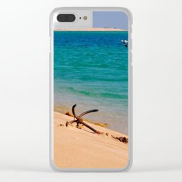 OUALIDIA (Morocco) VIII Clear iPhone Case