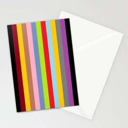 Audrey Hep Patternex Stationery Cards