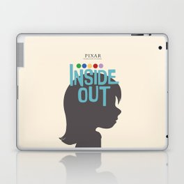 Inside Out - Minimal Movie Poster Laptop & iPad Skin