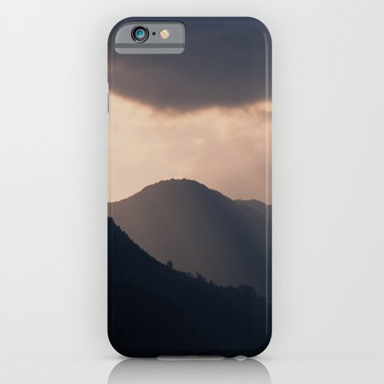 let there be night iPhone & iPod Case