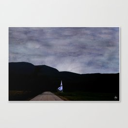 Chocorua Chapel Mindscape Canvas Print
