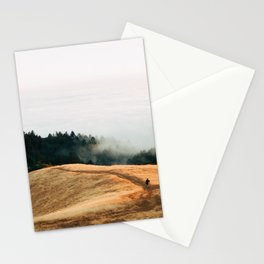 Fog Rolls in For a Lucky Photographer - 35mm Film Stationery Cards