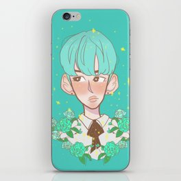Min yoongi iPhone Skin