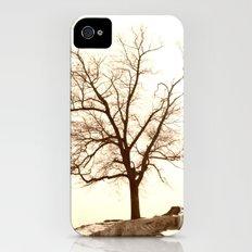 Winter iPhone (4, 4s) Slim Case
