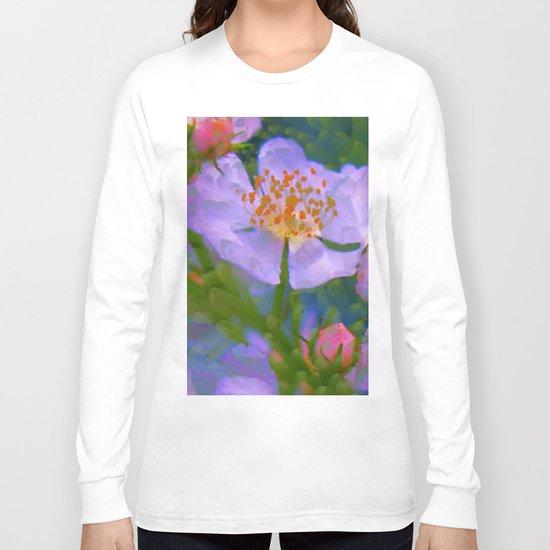 Intoxicating Beauty Long Sleeve T-shirt