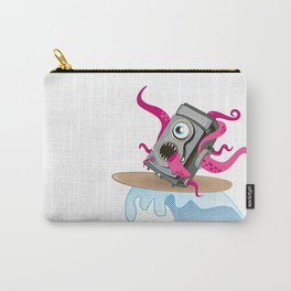 Monster Camera Surfing Carry-All Pouch