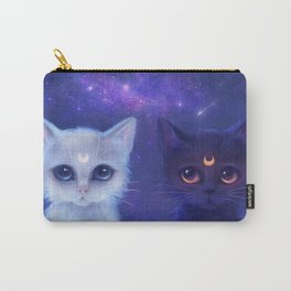 Guardian Cats Carry-All Pouch
