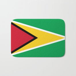 Flag of Guyana Bath Mat