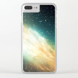 Digital Space 2: Synapse Clear iPhone Case