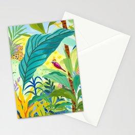 Paradise Jungle Stationery Cards