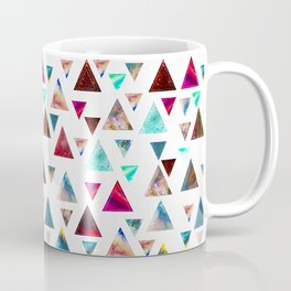 Multicolor Trianspace Coffee Mug