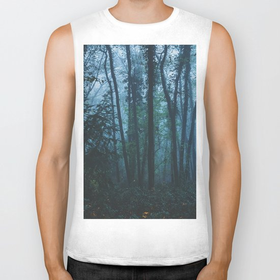 Enchanted woods Biker Tank