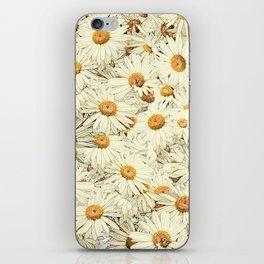 Daisies - Underfoot iPhone Skin