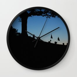 Lost But Never Forgotten Wall Clock
